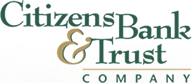 Citizens Bank & Trust Company logo